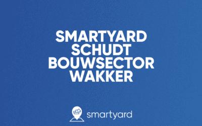 Tech-scaleup Smartyard schudt bouwsector wakker met online-event