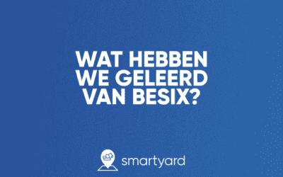 Wat hebben we geleerd van BESIX?